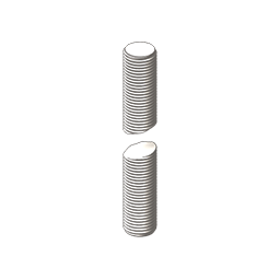 Corrosion Resistant Threaded Rods