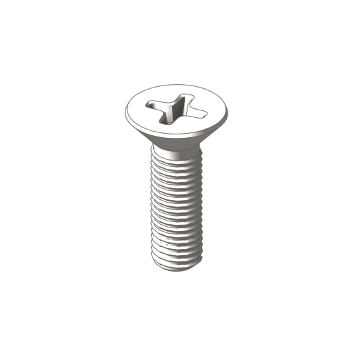 buy flat phillips screws