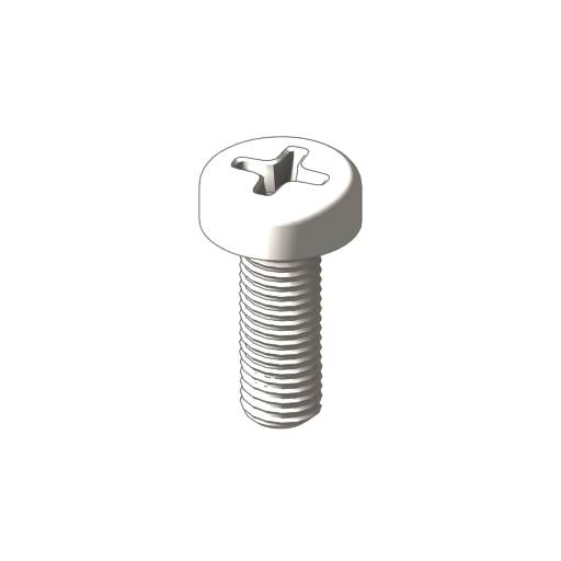 titanium pan phillips screws