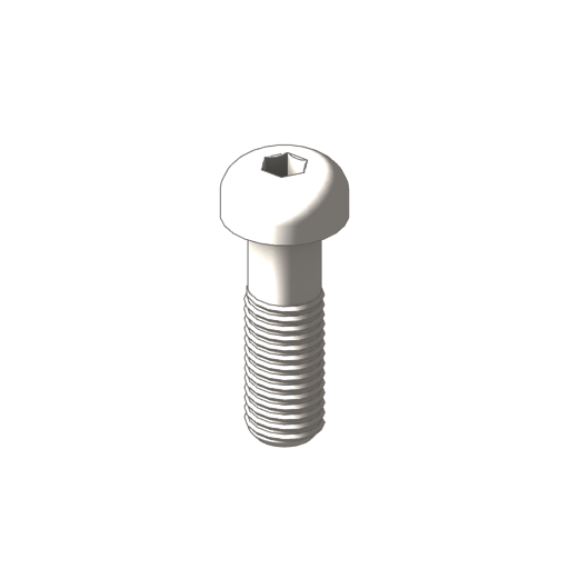 titanium button socket cap screws